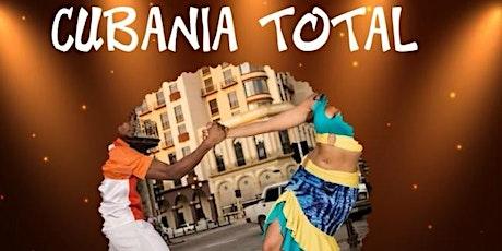 CUBANIA TOTAL - San Francisco Edition tickets