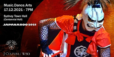 JAPANAROO Festive Season Concert - Music, Dance and  Arts tickets