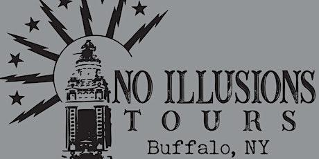 Buffalo Anomalies Walking Tour tickets