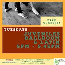 Juvenile/youth Ballroom & Latin tickets