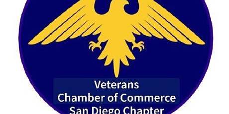 VETERAN'S CHAMBER OF COMMERCE SD CHAPTER MEET AND GREET SEPT. 2021 tickets