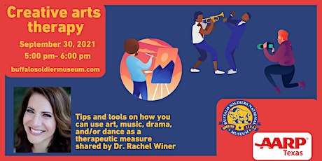 Creative Arts Therapy tickets