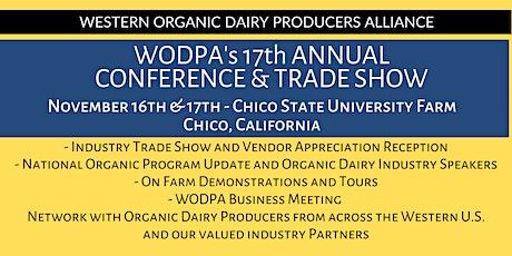 2021 WODPA Conference & Trade Show - Vendor Registration tickets