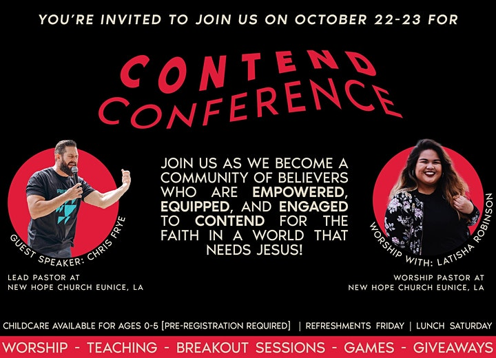 Contend Conference image