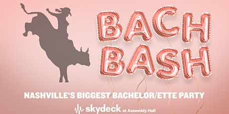 Bach Bash on the Skydeck at Assembly Hall tickets