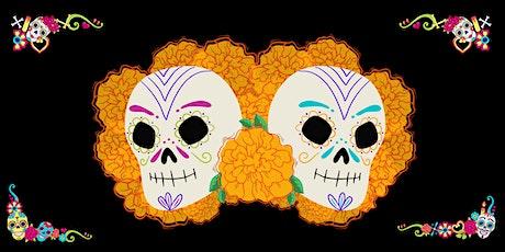 Sugar Skull Decorating/Decoración de calaveritas tickets