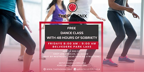 Free Dance Class in East LA! tickets