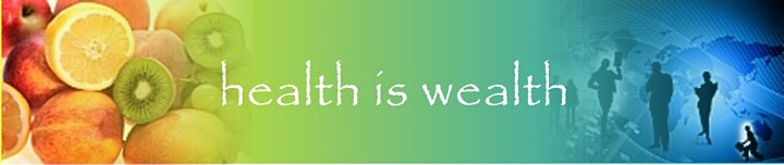 Health is Wealth: Virtual Health Panel Theme: Knowledge is Key image