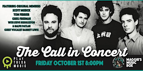 The Call in Concert tickets