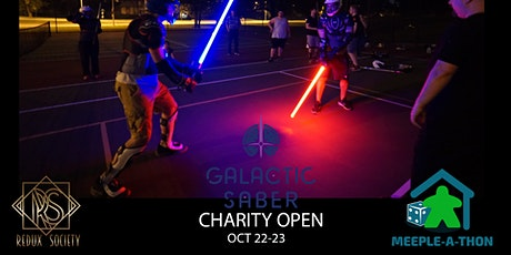 Galactic  Saber Charity Open tickets