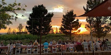2021 Wild Cuisine Dinner at Pillsbury Winery, Willcox Wine Weekend tickets