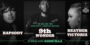 Jamla Showcase w/ 9th Wonder, Rapsody, Heather V. and...
