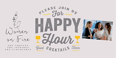 Happy Hour with Orange County's Women on Fire Group tickets
