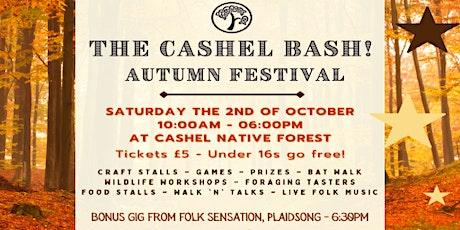 The Cashel Bash tickets