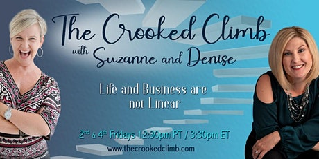 The Crooked Climb with Suzanne and Denise tickets