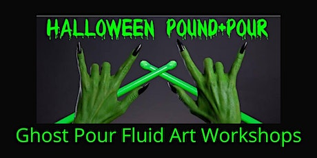 In-Person Halloween Pound Fitness + Pour in Rockland tickets