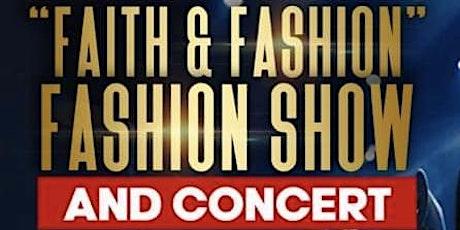"Faith and Fashion Show ""Live Performance by Deitrick Haddon"" tickets"
