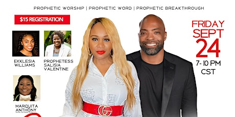 Speak Lord Prophetic MEGA Conference 2021 tickets