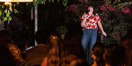 Gena's Jungle (backyard comedy show) feat. musical guests Ned & Wendy! tickets