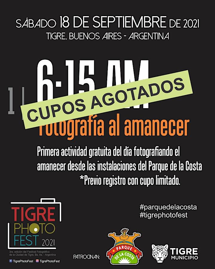 Imagen de Tigre Photo Fest 2021