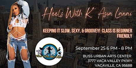 HEELS WITH K' ASIA LANAI tickets