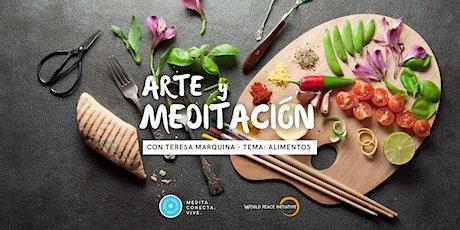 Arte y Meditación con Teresa Marquina entradas