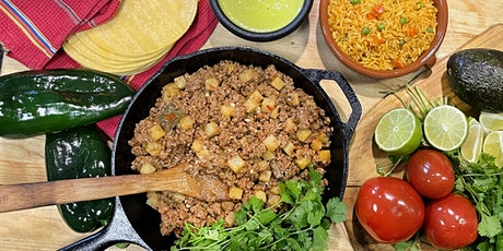 Online Class: Everyday Mexican, An Authentic Home-style Meal tickets