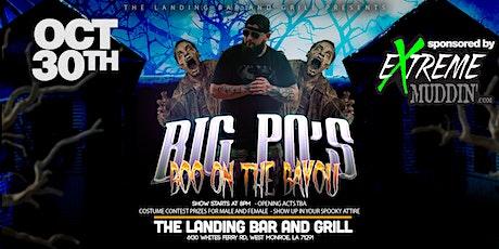 Big Po's Boo on The Bayou tickets