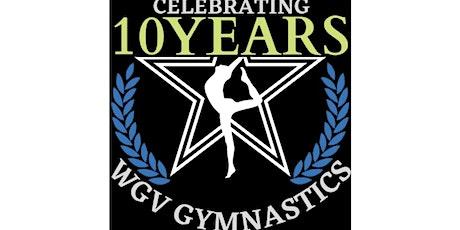 10 Year Anniversary Open Gym tickets