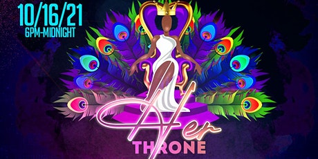 Her Throne LLC Present Paint & Sip Official Launch Party tickets