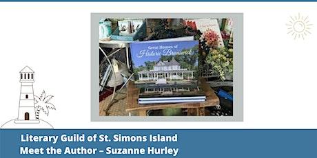 Meet the Author – Suzanne Hurley, Harlan Hambright  & Tyler Vaughn tickets