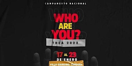 THEA 2022 - MICRO entradas