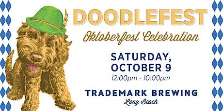 Doodlefest Oktoberfest at Trademark Brewing tickets