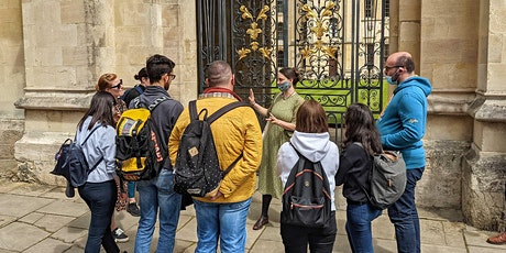 Oxford and Empire - an Uncomfortable Oxford walking tour tickets