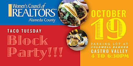 Taco Tuesday Block Party!!! tickets
