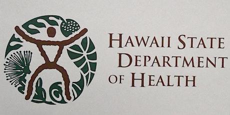 FREE - Dept. of Health Food Handler Certificate Class- Honolulu, Hawaii tickets
