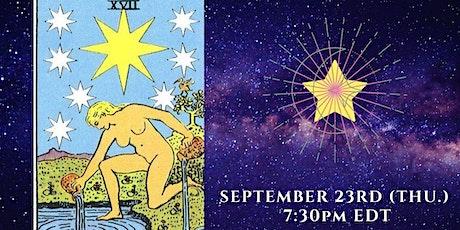 Autumnal Equinox STAR Meditation & Online Channeling tickets