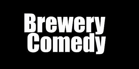 Brewery Comedy - Letchworth Garden City tickets