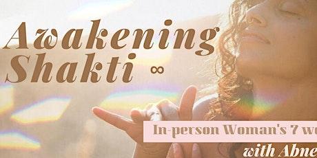 Awakening Shakti 7 week Woman's Temple Series in Kitsilano tickets