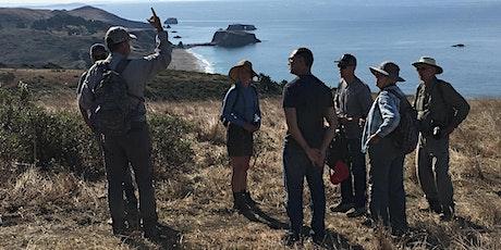 Jenner Headlands Preserve - Fall Migration Guided Raptor Hike tickets