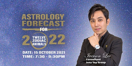 Learn about your Astrology Forecast for 2022! tickets