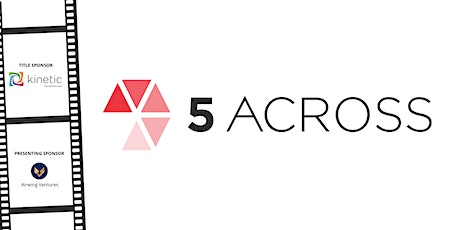 5 Across FINALS: December 2021 Startup Pitch Competition tickets