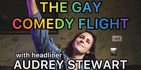 The Gay Comedy Flight tickets