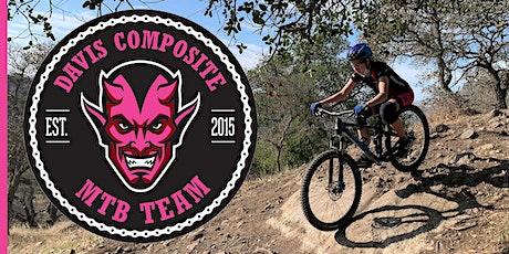 Davis Composite MTB Team - Information Night entradas