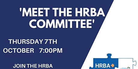 Meet the HRBA Committee tickets