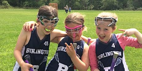 Burlington 3's Girls Lacrosse - October 9, 16, 23, 30 tickets