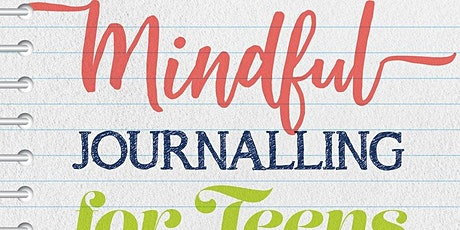 Mindful Journalling for Teens tickets