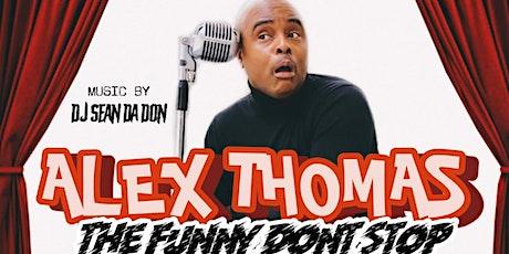 Alex Thompson Comedy show tickets