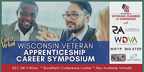 WI Veteran Apprenticeship Career Symposium tickets