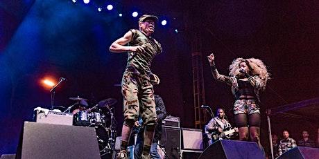 The King Yellowman Show w/ K'reema & The Sagitarius Band tickets